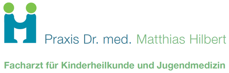 Unsere Praxis: Kinderarzt Dr. med. Matthias Hilbert Logo